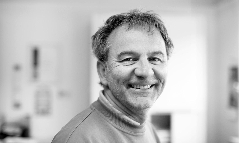 Bernd Späth, Inhaber der Glaserei