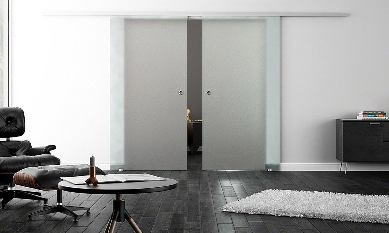 Glaserei Späth, individuelle Glasschiebetüren