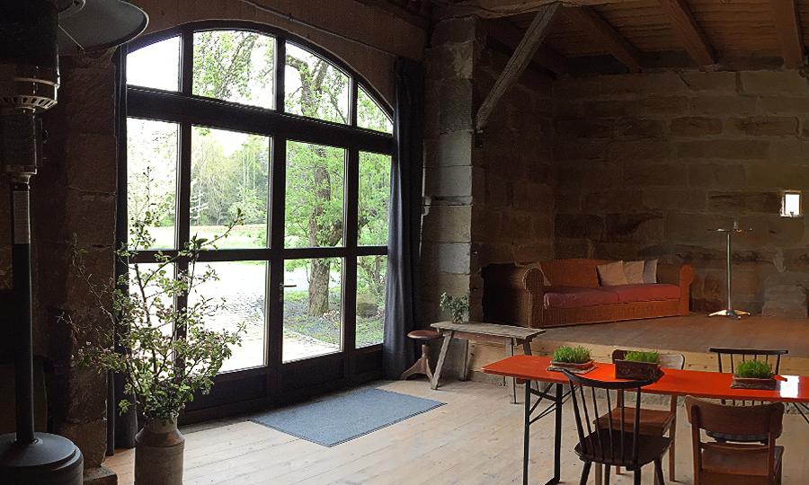 Glas im Denkmalschutz Türen und Fenster