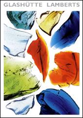Glashütte Lamberts Broschüre en